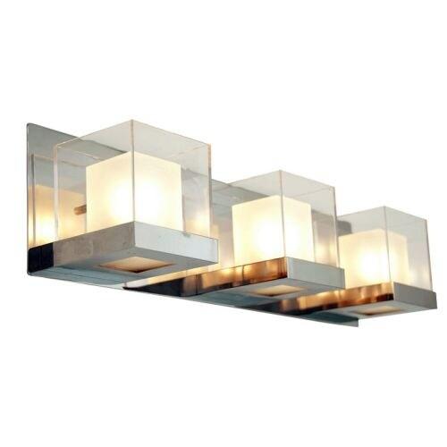 Shop DVI Lighting DVP3943 Narvik Three-Light Bathroom Fixture - Free ...