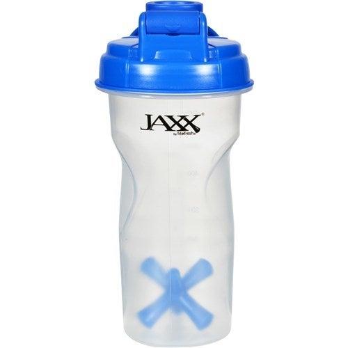 Fit and Fresh Jaxx Shaker - Blue - 28 oz Shaker Bottles