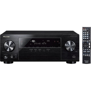 Pioneer VSX-830-K 3D Ready A/V Receiver - 5.2 Channel - Black - (Refurbished)
