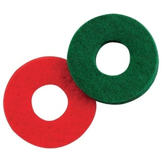 Victor 22-5-00608-8 Sure Start Top Post Battery Washer, Green/Red