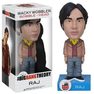 The Big Bang Theory Wacky Wobbler Raj
