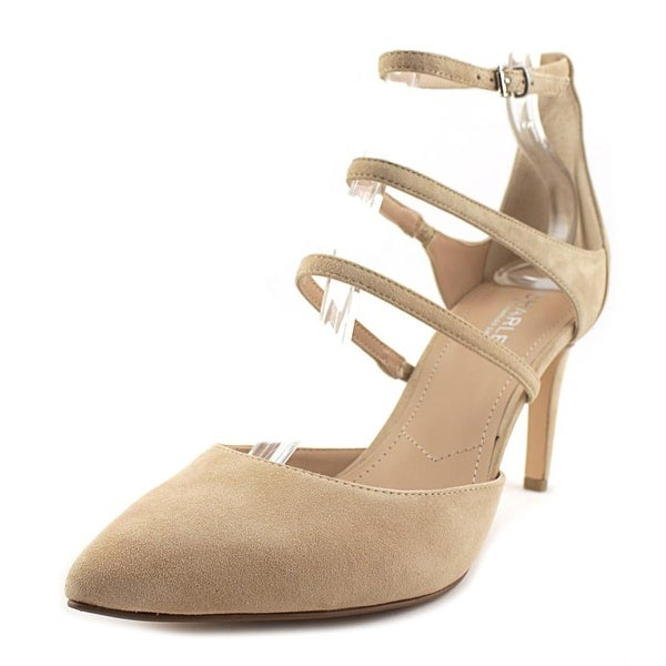 Charles By Charles David Lena Women Nude Pumps