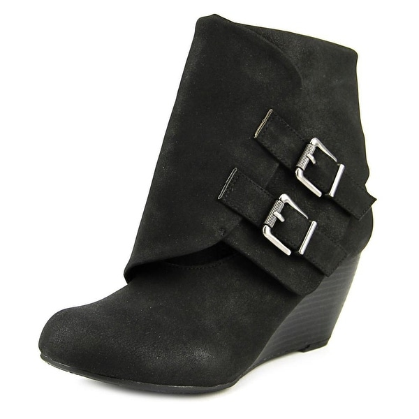 American Rag Cora Round Toe Synthetic Ankle Boot