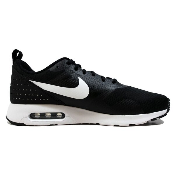 Best Nike Air Max Tavas Print Black And White Squares Mens