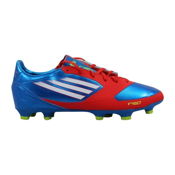 6f310b6537ec Shop Adidas F30 TRX Fg SYN Blue/White-Red V24847 Men's - Free ...
