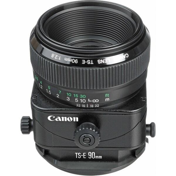 Canon TS-E 90mm f/2.8 Tilt-Shift Lens (International Model)