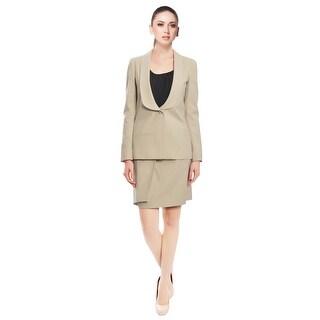 Emanuel Ungaro Crisppc Jacket Skirt Suit - 6