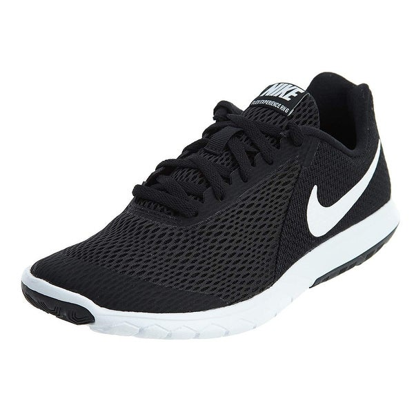 cf8286c3824e Shop NIKE Flex Experience Run 6 Wide Running Women s Shoes Size ...