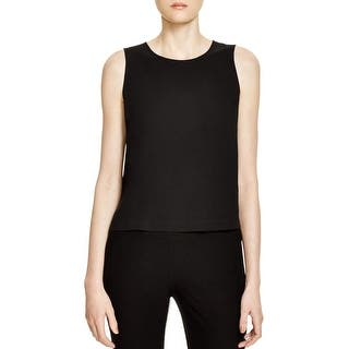 Eileen Fisher Womens Petites Casual Top Silk Solid|https://ak1.ostkcdn.com/images/products/is/images/direct/01fd026b13f2d191527344f91c924ae0d1f67b48/Eileen-Fisher-Womens-Petites-Casual-Top-Silk-Solid.jpg?impolicy=medium