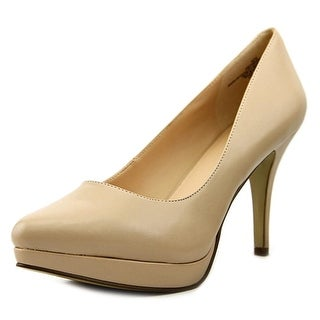 Nine West Prisila Pointed Toe Synthetic Heels