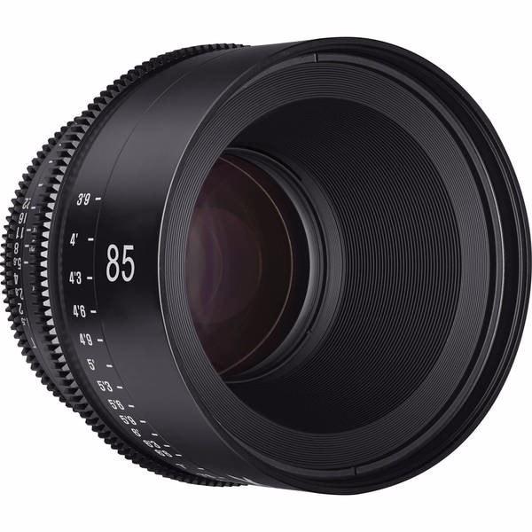 Rokinon Xeen 85mm T1.5 Lens for PL Mount - black