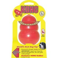 Kong Large Red Kong Dog Toy