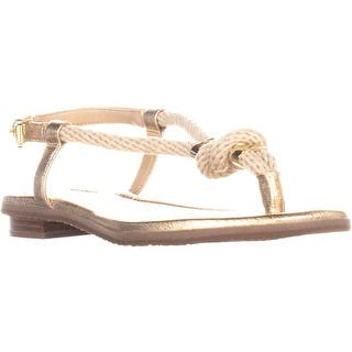 35d920a73f2e Michael Kors Womens Damita Wedge Leather Open Toe Casual Platform Sandals.  SALE ends soon ends in 6 hours. Quick View