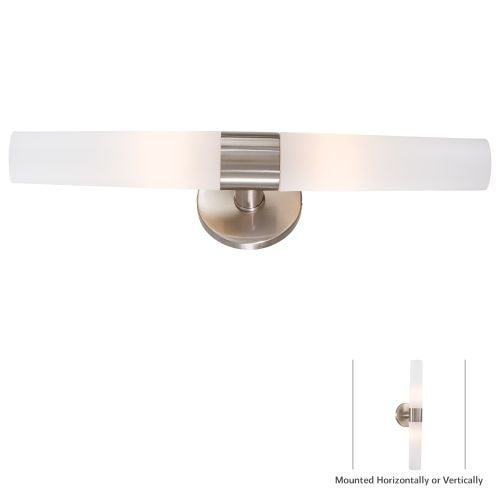 "Kovacs GK P5042 2 Light 20.25"" Width Bathroom Bath Bar from the Saber Collection"