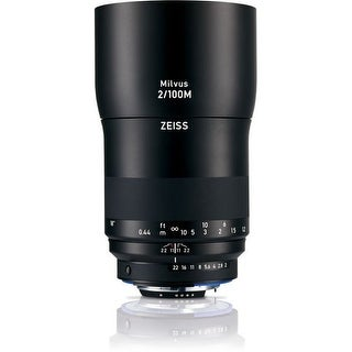 Zeiss Milvus 100mm f/2M ZF.2 Lens for Nikon F