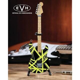 Axe Heaven EVH-002 Eddie Van Halen Bumblebee Mini Guitar