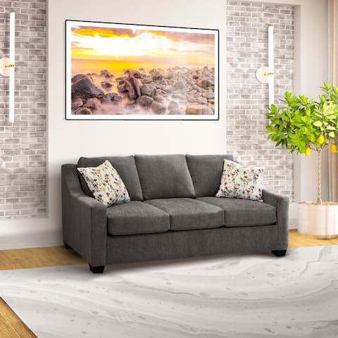 Langley Fabric Sofa