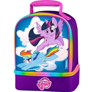 Thermos Dual Compartment Lunch Kit (My Little Pony)