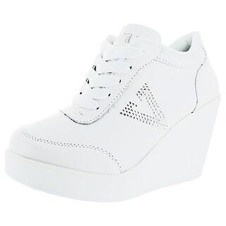 Volatile Cash Women's Wedge Platform Shoes Sneakers