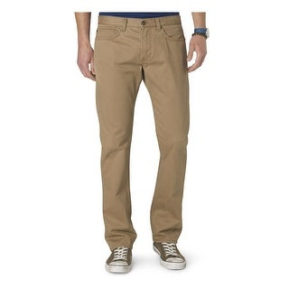 Dockers Mens Casual Pants Sateen Straight Fit - 31/32