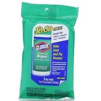 Clorox Disinfecting Wipes To Go Pack, Fresh Scent 9 ct