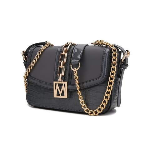 MKF Collection Wendalyn Crossbody Bag By Mia k.