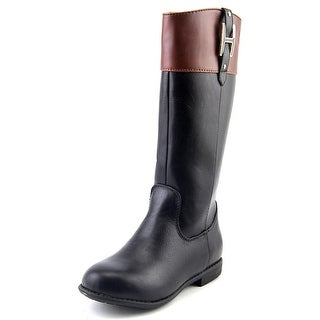 Tommy Hilfiger Andrea Charm Youth Round Toe Synthetic Knee High Boot