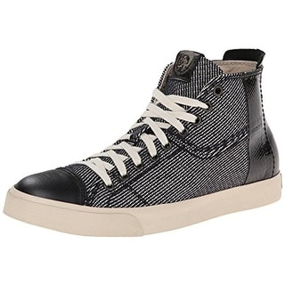 Diesel Mens D-Tape Fashion Sneakers Woven High Top