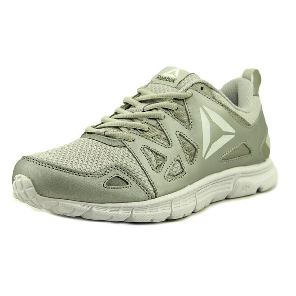 52ed16add9b Shop Reebok Supreme 3.0 MT Women Round Toe Leather Silver Running ...