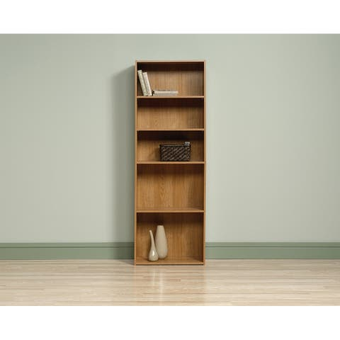 Sauder Beginnings Collection 5-Shelf Bookcase