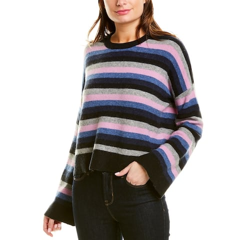 Madewell Cardiff Wool & Alpaca-Blend Sweater