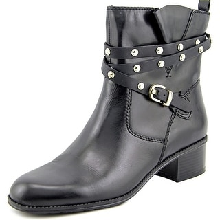 Bandolino Cameria   Round Toe Leather  Ankle Boot