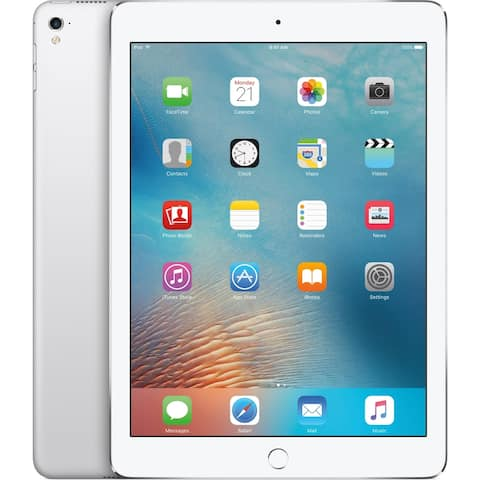 Refurbished Apple iPad 6 Silver 32GB WiFi Model