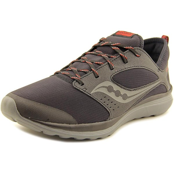 Saucony Kineta Relay Round Toe Canvas Running Shoe