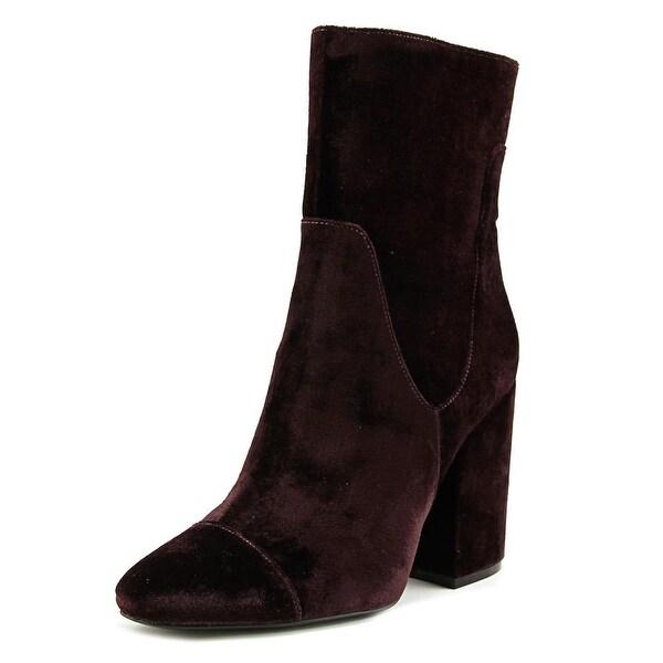 Kendall + Kylie Brooke 3 Dark Purple Boots