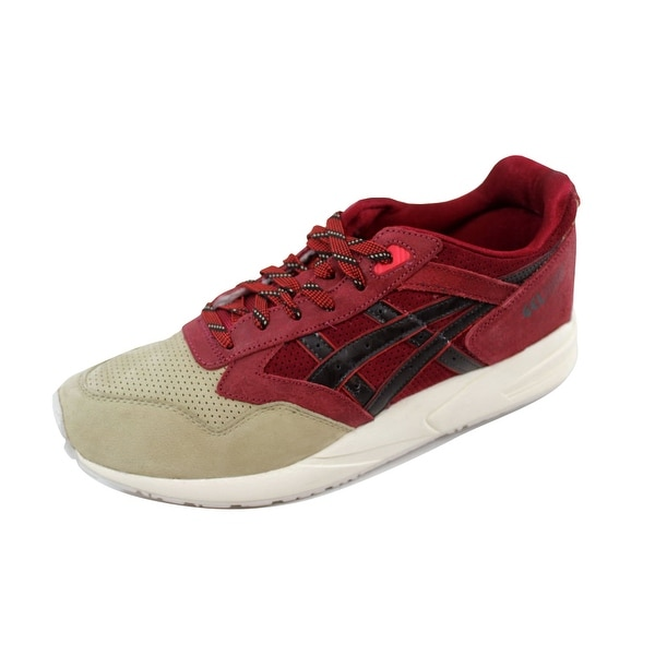 Asics Men's Gel Saga Burgundy/Dark Brown H41VK 2628