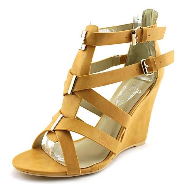 Jacobies Jessica4 Women  Open Toe Synthetic  Wedge Sandal