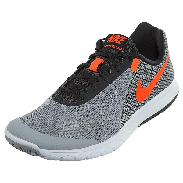 new product 9dd4d 86839 Nike Mens Flex Experience Rn 6, Wolf Grey Total Crimson-Anthracite-White