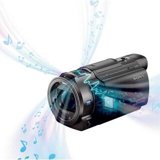 Sony FDRAX33 4K Handycam with Exmor R CMOS Sensor (Black)