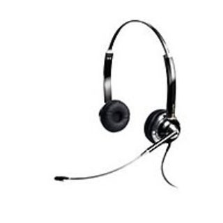 ClearOne CHAT 910-000-30D Noise Cancelling Headset - Wired - (Refurbished)
