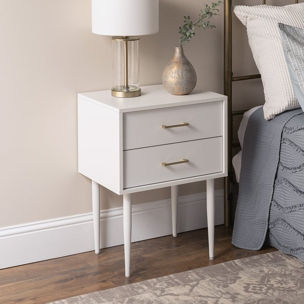 Carson Carrington Notto Modern 2-Drawer Nightstand. Opens flyout.