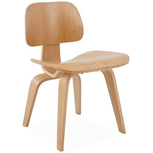 """Shop 2xhome Ash Natural Wood 18"""" Seat Height Dining Side ..."""
