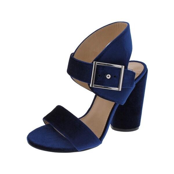 Steve Madden Womens Riesling Dress Sandals Open Toe Slingback