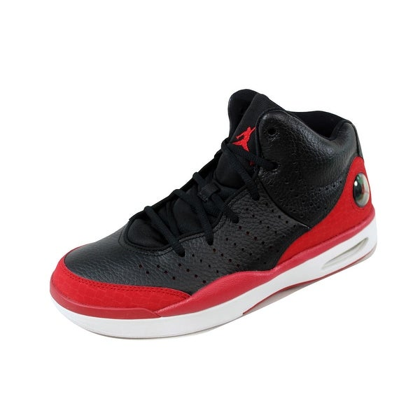 Nike Men's Air Jordan Flight Tradition Black/Gym Red-White 819472-001
