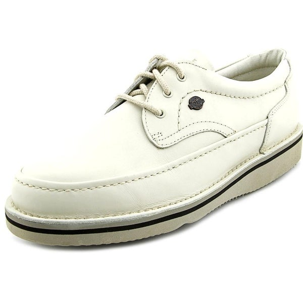 Shop Hush Puppies Mall Walker Men W Round Toe Leather