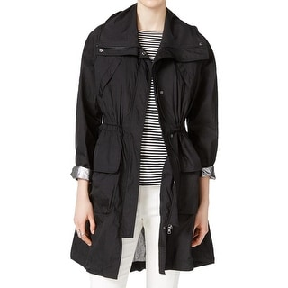 Armani Exchange Womens Parka Blouson Raincoat - XS
