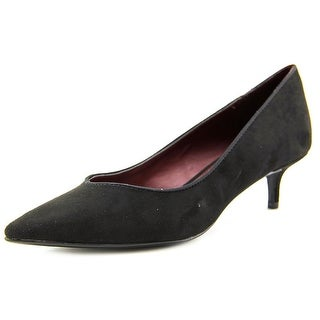 Mia Janette Women Pointed Toe Synthetic Heels
