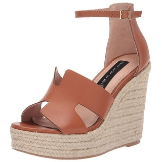 Link to Steven by Steve Madden Womens sirena Leather Open Toe Casual Platform Sandals Similar Items in Women's Shoes