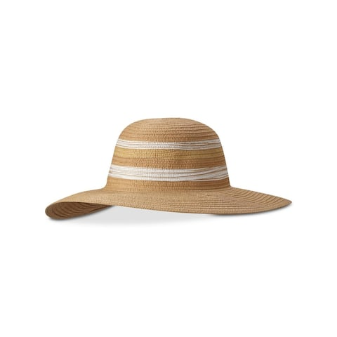 Columbia Sun Hat Straw Wide Brimmed - O/S