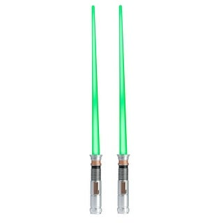 Star Wars Green Luke Skywalker Light Up Chopsticks